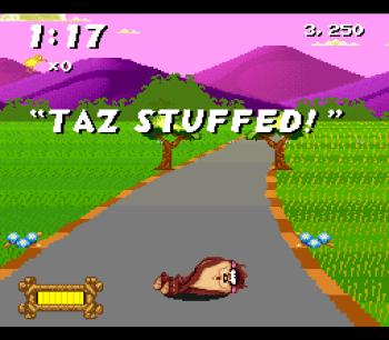 Taz-Mania (SNES) - 16