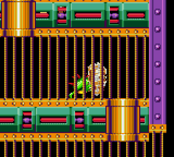 Taz in Escape From Mars (Game Gear) - 06