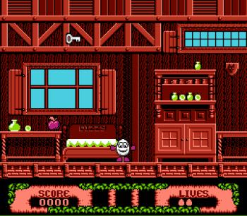 The Fantastic Adventures of Dizzy (NES) - 03