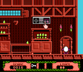 The Fantastic Adventures of Dizzy (NES) - 05
