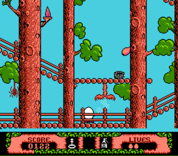 The Fantastic Adventures of Dizzy (NES) - 09