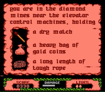 The Fantastic Adventures of Dizzy (NES) - 14