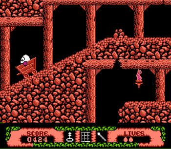 The Fantastic Adventures of Dizzy (NES) - 15