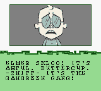 The Powerpuff Girls - Paint the Townsville Green (Gameboy Color) - 02