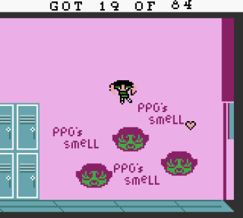 The Powerpuff Girls - Paint the Townsville Green (Gameboy Color) - 06