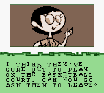 The Powerpuff Girls - Paint the Townsville Green (Gameboy Color) - 11