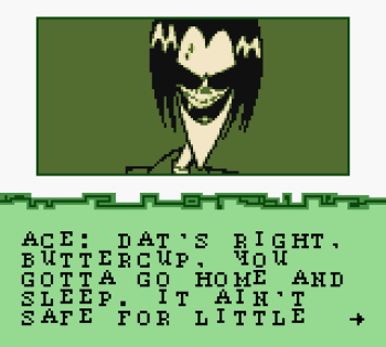The Powerpuff Girls - Paint the Townsville Green (Gameboy Color) - 24