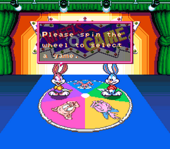 Tiny Toon Adventures - Buster Busts Loose! (SNES) - 15