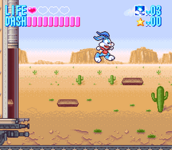 Tiny Toon Adventures - Buster Busts Loose! (SNES) - 34