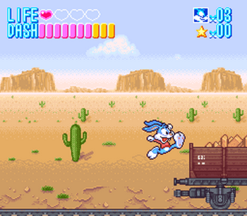 Tiny Toon Adventures - Buster Busts Loose! (SNES) - 35