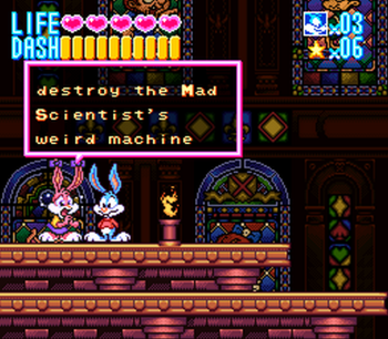 Tiny Toon Adventures - Buster Busts Loose! (SNES) - 51