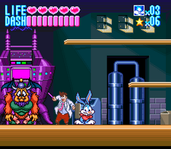 Tiny Toon Adventures - Buster Busts Loose! (SNES) - 52