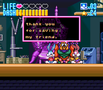 Tiny Toon Adventures - Buster Busts Loose! (SNES) - 55