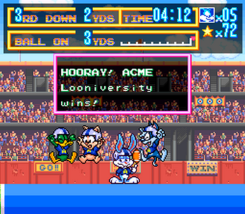 Tiny Toon Adventures - Buster Busts Loose! (SNES) - 61