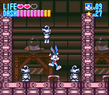 Tiny Toon Adventures - Buster Busts Loose! (SNES) - 78