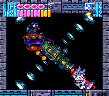 Tiny Toon Adventures - Buster Busts Loose! (SNES) - 91