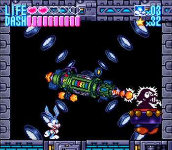 Tiny Toon Adventures - Buster Busts Loose! (SNES) - 93