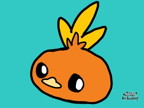 Torchic Freehand