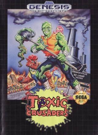 Toxic Crusaders (2)