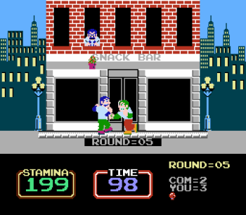 Urban Champion (NES) - 06