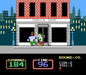 Urban Champion (NES) - 07