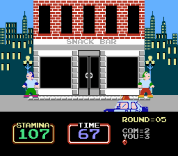 Urban Champion (NES) - 09
