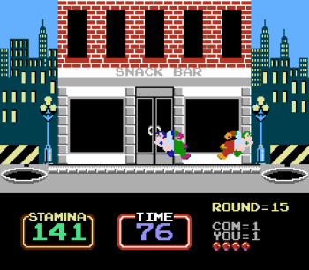 Urban Champion (NES) - 12