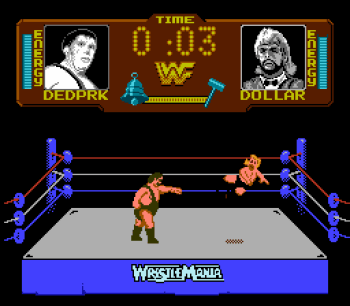 WWF WrestleMania (NES) - 05
