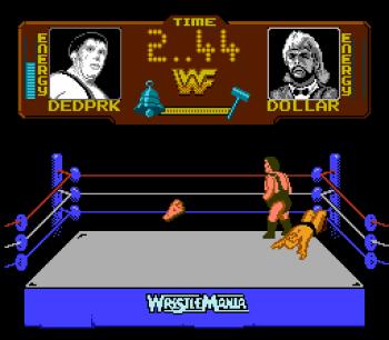 WWF WrestleMania (NES) - 08