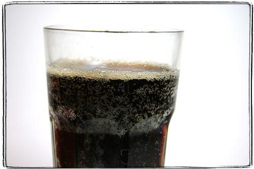 acidic drink