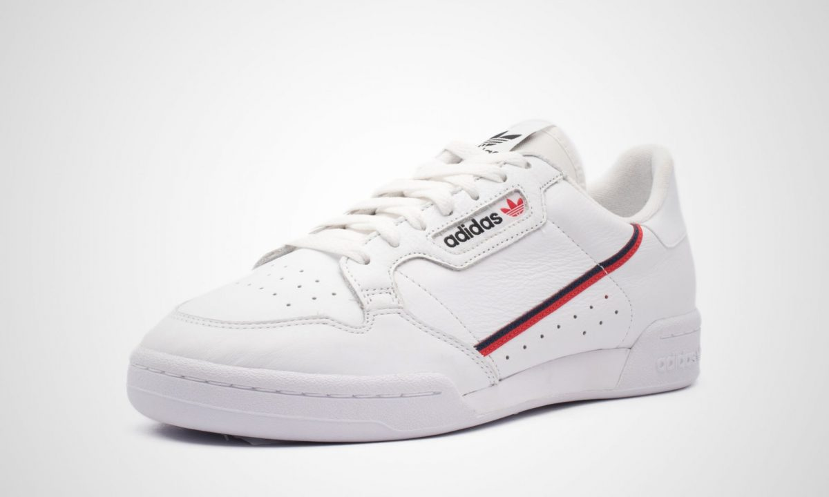 Adidas Continental 80 White Dead Stock Sneakerblog