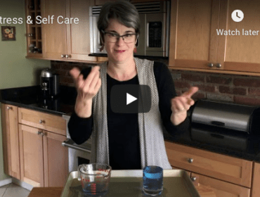 Deaf Counseling: Stress and Self-Care