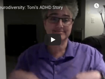 ADHD Neurodiversity Video