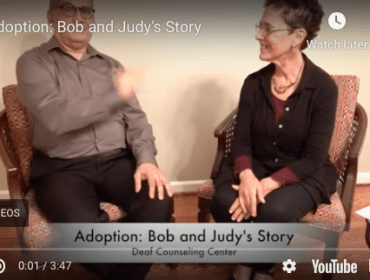 Deaf Adoption Tips by Deaf Therapist