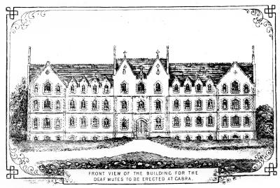 St. Joseph's, 1865