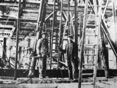 1934/35 renovations