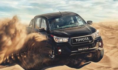 Toyota Hilix GR-Sport 2020