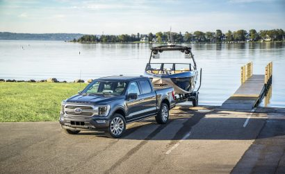 Ford F-150 2021 exterior