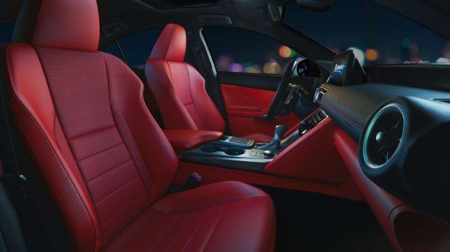 Lexus IS 2021 deagenciapa.com - 010