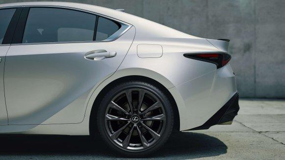 Lexus IS 2021 deagenciapa.com - 07