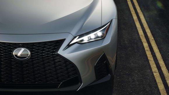 Lexus IS 2021 deagenciapa.com - 08