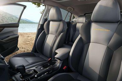 Subaru XV 2021 interior
