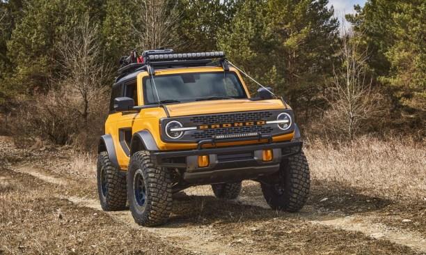 El Ford Bronco se fabrica en Estados Unidos y debe llegar a Panamá en el próximo tiempo