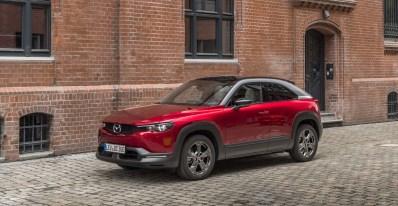 Mazda MX-30 europeo