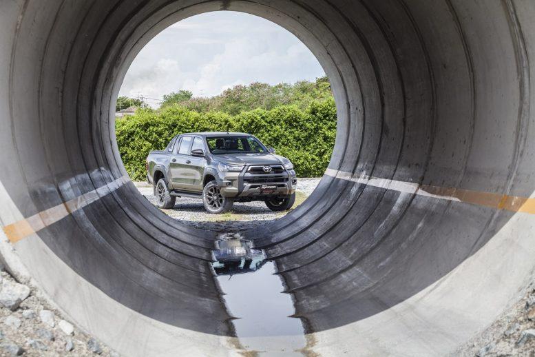 Toyota Hilux 2021 deagenciapa.com - 05
