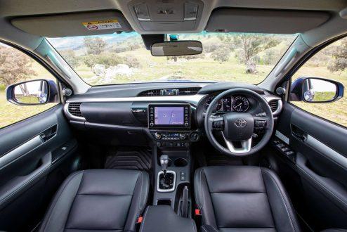 Toyota Hilux 2021 Australia - deagenciapa.com - 012