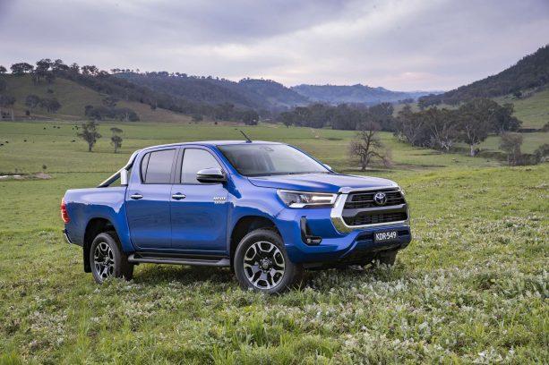 Toyota Hilux 2021 Australia - deagenciapa.com - 02