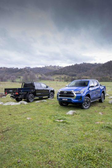 Toyota Hilux 2021 Australia - deagenciapa.com - 05