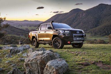 Toyota Hilux 2021 Australia - deagenciapa.com - 08