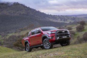 Toyota Hilux 2021 Australia - deagenciapa.com - 09